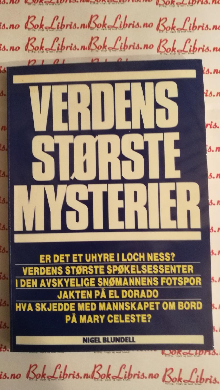 mysterier i verden